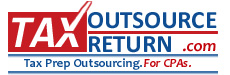Outsource Tax Preparation